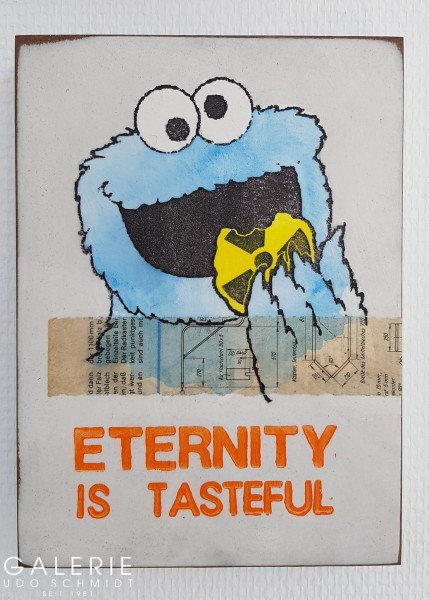 Eternity is tasteful