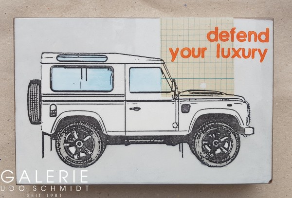 Defend your luxury