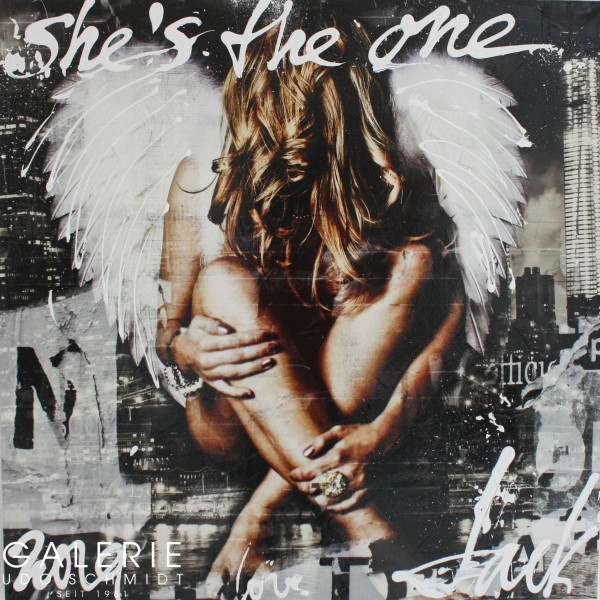 She´s the one, Angel Wings