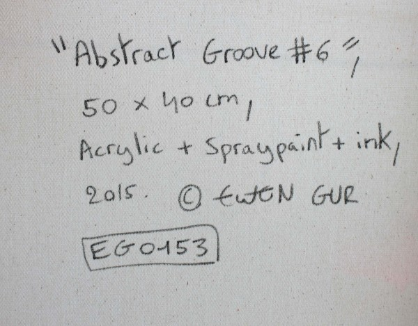 Abstract Groove