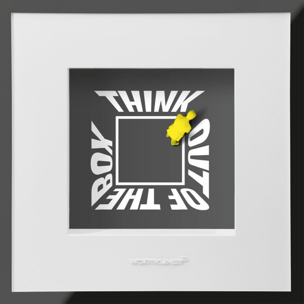 Wortkunst: Think out of the Box