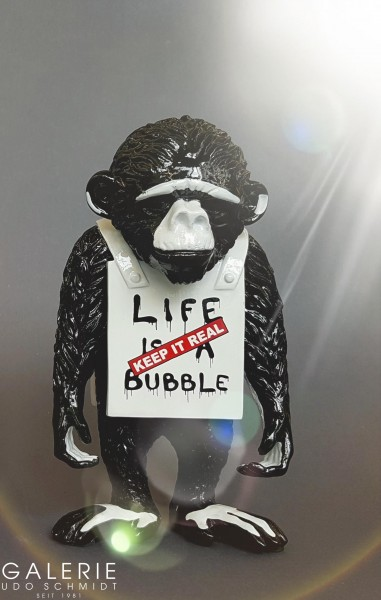 Street Monkey - Life is a Bubble